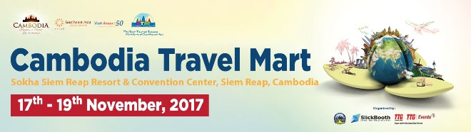 Cambodia Travel Mart @ Sokha Conference Center | Krong Siem Reap | Siem Reap Province | Cambodia