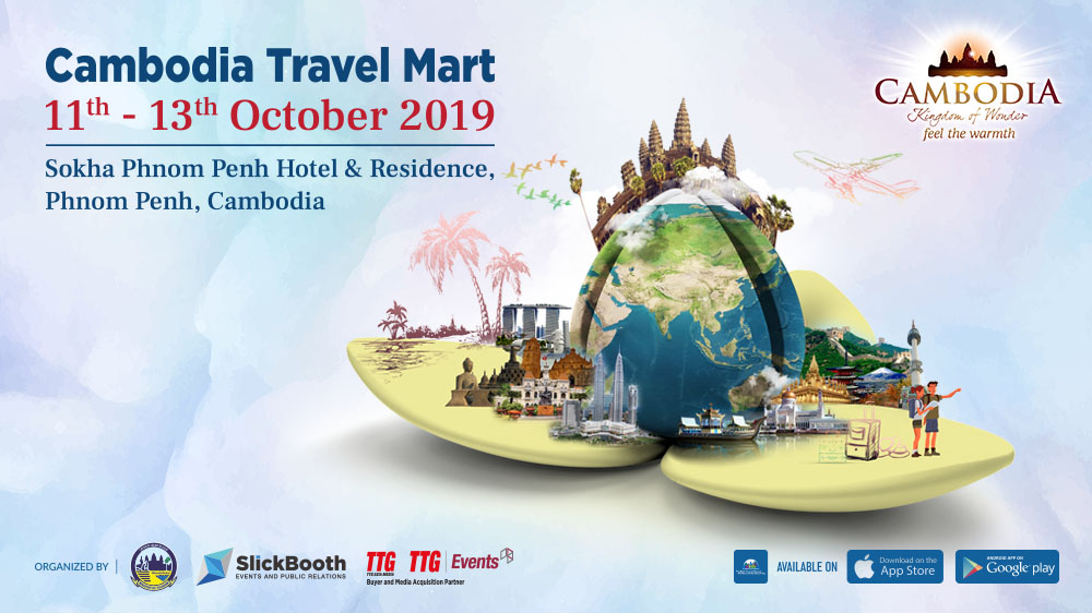 Cambodia Travel Mart 2019 @ Sokha Phnom Penh Hotel & Residence